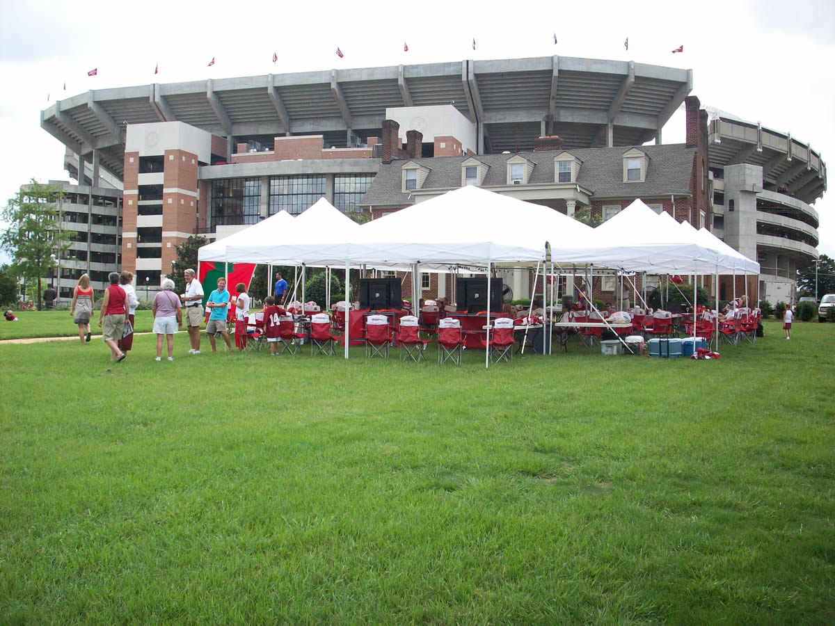 Phi Psi Alumni Tailgate Operation